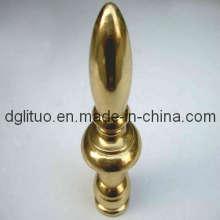 Componente da máquina do CNC com liga do zinco