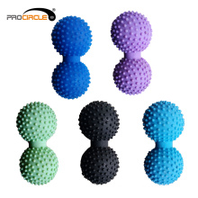 High Density Silicone Muscle Therapy Spiky Massage Ball