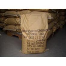 Monofluorofosfato de sodio No. CAS 10163-15-2 ---- Na2fpo3