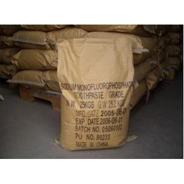 Monofluorophosphate de sodium N ° CAS 10163-15-2 ---- Na2fpo3