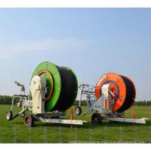 Tubo de irrigação de retração automática máquina agrícola usada