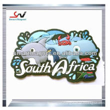 soft PVC cartoon series designed 3D fridge magnet