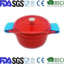 4.5qt Cast Iron Enamelware Cookware kitchenware Dinnerware