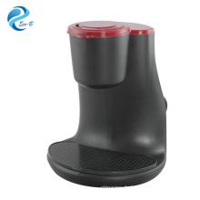 Großhandel Kundengeschenke Elektrische Instant 2 Tasse kleine Kunststoff-Tropfkaffeemaschine für Hotelzimmer