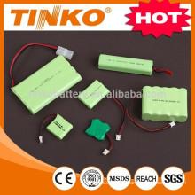 Téléphone sans fil batterie NiCd rechargeble