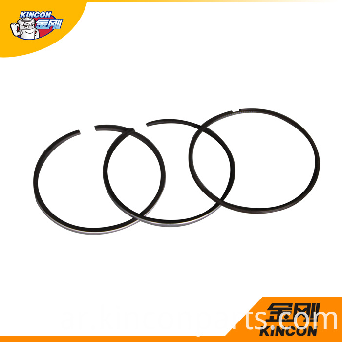 Engine Piston Ring Tension