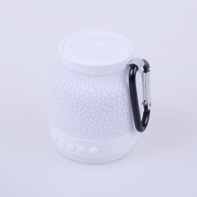 Crack Pattern Portable Mini haut-parleur sans fil Bluetooth