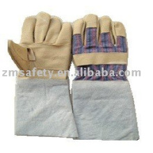 Safety Industry Leather Welding Working Gloves ZM506-L