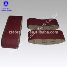 Schleifholz, Metallmaschine Grit agrain 40-400 Edelstahlband