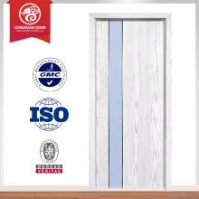 45mm Mahogany 60min entrada de madeira com entrada de madeira maciça, porta de madeira maciça, porta de madeira mogno de madeira maciça
