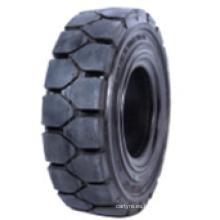 Fábrica superior de la confianza con el neumático sólido de la carretilla elevadora (28X9-15)