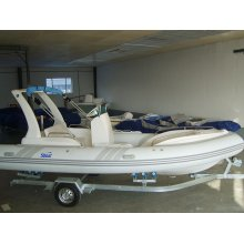 RIB730 PVC Schlauchboot