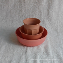 (BC-CS1054) Talheres / utensílios de cozinha de bambu da forma de Eco