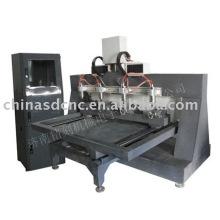 JK-1290 Buddha CNC router/gravador com 4 cabeças