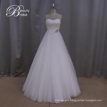 Chiffon Bridal Wedding Dress Reasonable Price