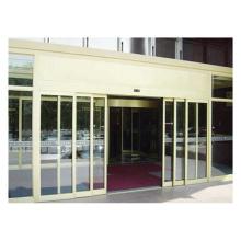 China manufacturer telescopic sliding door glass sensor automatic sliding door system