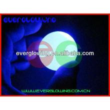 blue light flash golf balls HOT sell 2016