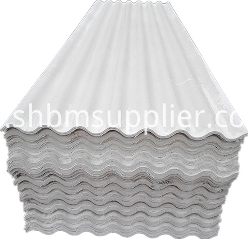 fireproof acid insulated roofing sheet