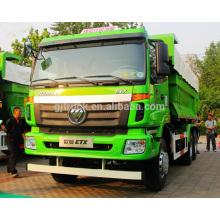 6 * 4 Foton Auman Dump Trucks en venta