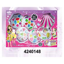Belleza de la niña cosméticos conjunto de accesorios juguetes para niña (4240148)