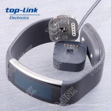 100326-5 Conector pino de 5 pines cargado de muelle para reloj inteligente con paso pequeño