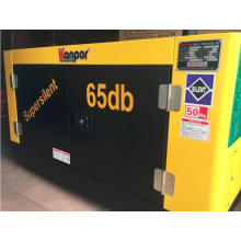 Power Generation Super Silent Canopy Diesel Generator Set