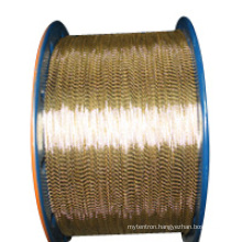 0.15, 0.20, 0.25, 0.30, 0.35, 0.40 Rubber Hose Coated Steel Wire