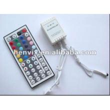 44-chave IR LED RGB controlador