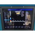 15 inch LCD Flat Screen Portable 3D 4D Color Doppler Ultrasound Scanner Machine