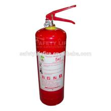 Portable fire extinguisher DCP 4.5kg/ABC type fire extinguisher for sale/Lebanon car use fire extinguisher
