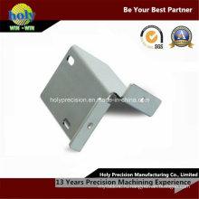 CNC металлического листа пробивая изготовление покрытия порошка