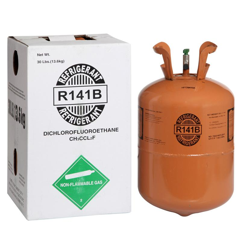 R141b 13.6kg for Cleaning agent