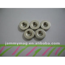 0.7X0.2X0.12inch hollow magnet