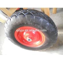 rueda de goma neumática 4.80 / 4.00-8