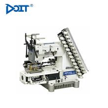 DT 008-12064P / VSQ / VSM / DL Agulha Múltipla PREÇO MAIS BARATO HEMMING E QUILTING elástico franzido smocking máquina de costura