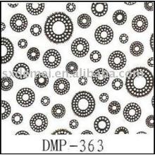 mehr als fünfhundert Muster gedruckt Baumwolle Canvas Stoff
