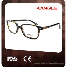 Schildkröte Laminierung Acetat Brille Rahmen Brillen
