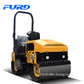 Water Cooled Diesel 3 Ton Road Roller Compactor (FYL-1200)