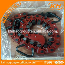 """API Type MP-L 15 7/8"""" - 17"""" Casing Pipe Safety Clamp"""