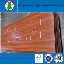 High Quality Melamine Veneer Doorskin for Sale