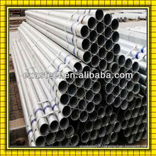 White weld steel piping