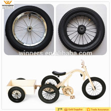 voiture infantile 10 '' 12 '' roue gonflable