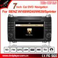 Windows Ce Car GPS for Benz a /B DVD Navigation Hualingan