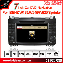 Windows Ce Car GPS for Benz a /B DVD Navigation Hualingan