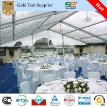 Clear Party Tent 50x50m