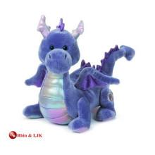 custom promotional lovely dragon plush toy