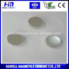 N35, N42, N48, N50, N52 маленький круглый жесткий диск Неодимовый магнит