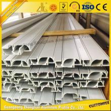 Perfil de alumínio anodizado da cozinha do fornecedor de China para o armário de cozinha
