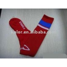 Chaussettes de football en coton
