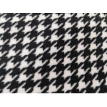 100% Polyester Polar Fleece print Knitting Fabric